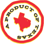 Product of Texas logo