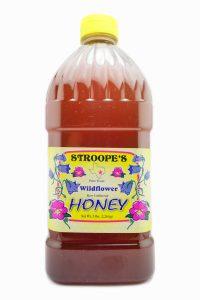 12 Oz – Stroope's Texas Wildflower Honey