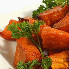 Candied Sweet Potatoes Thumbnail