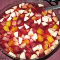 Fruit Or Vegetable Gelatin Salad