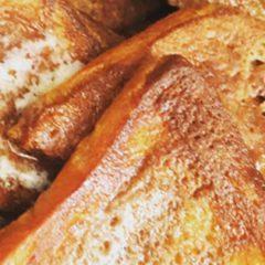 Honey Cinnamon Toast