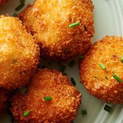 Honey Sweet Potato Balls Thumbnail