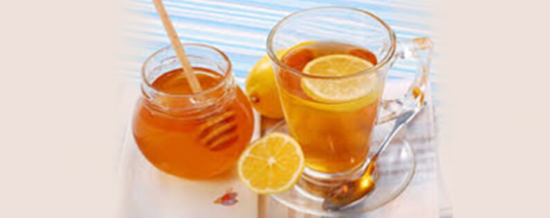Hot Honey Cider